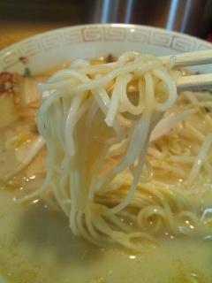 清麺のラーメン